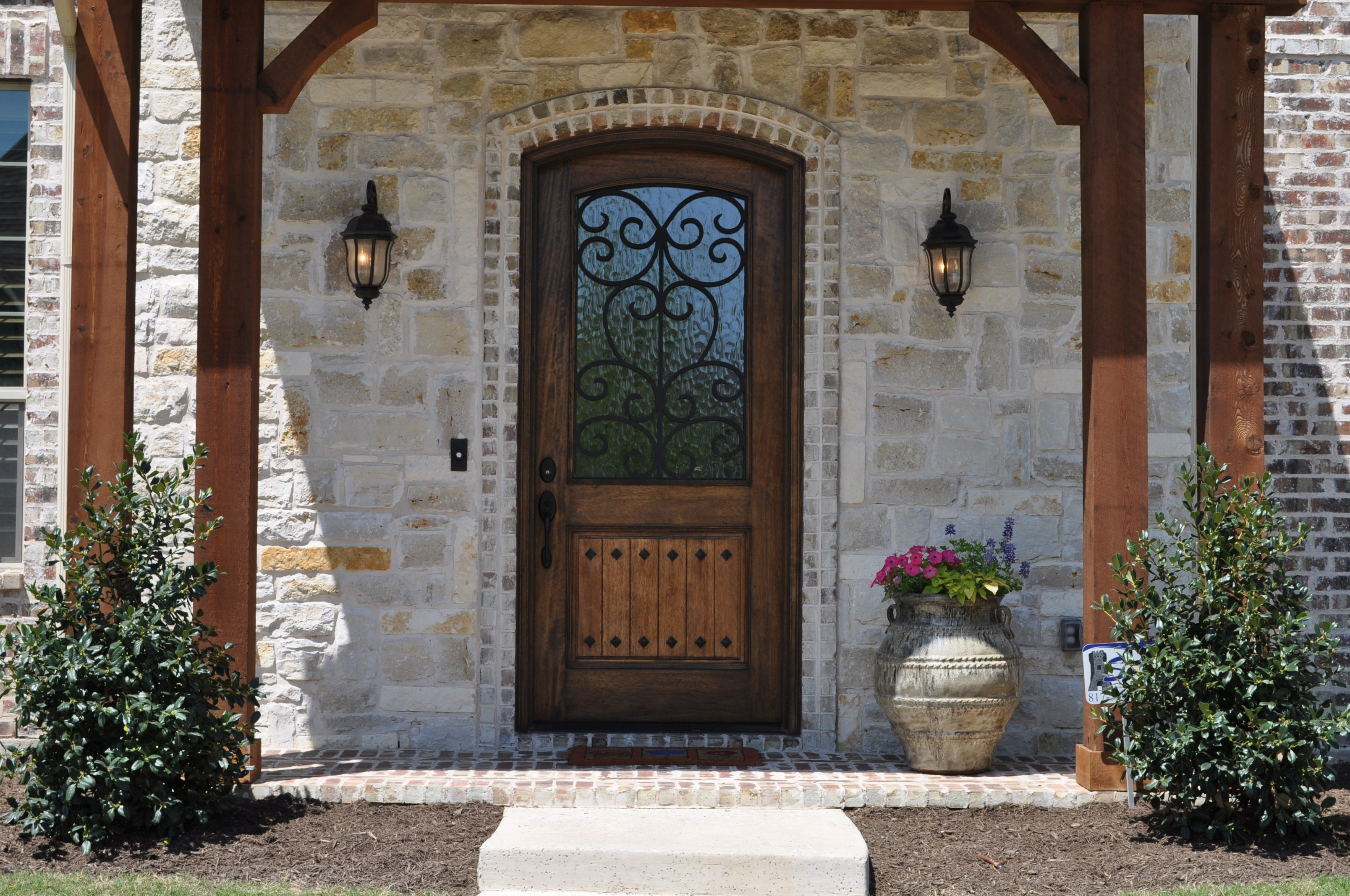 Custom Made Front Doors Examples, Ideas & Pictures | megarct.com ...